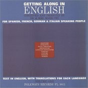 Getting Along In English, Vol. 1 Songs