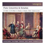 Flute Concertos & Sonatas: J. S. Bach, C. P. E. Bach, C. Stamitz, J. Stamitz, Gluck, Quantz And Others Songs