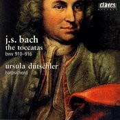 J.S. Bach: The Toccatas, BWV 910-916 Songs