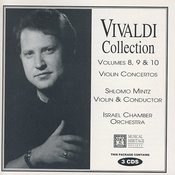 Vivaldi Collection, Violin Concertos Volume X Songs