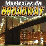Musicales De Broadway Vol.5 Songs