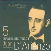 Grandes Del Tango 5 Songs