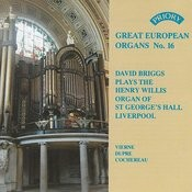 Great European Organs No. 16: St. George's Hall, Liverpool Songs