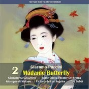 Giacomo Puccini: Madame Butterfly (Gavazzeni,De Los Angeles,Di Stefano) 1954, Vol. 2 Songs