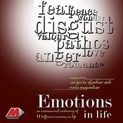 Emotions In Life - An Instrumental Redering Of 11 Different Emotions In Life Songs