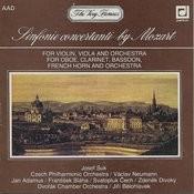 Mozart: Sinfonie Concertanti Songs