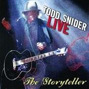 Todd Snider Live-The Storyteller Songs