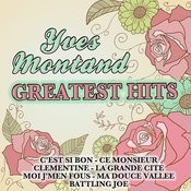 Yves Montand Greatest Hits Songs