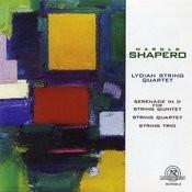 Harold Shapero: Lydian String Quartet Songs