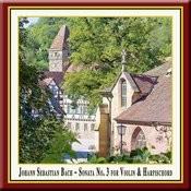 J.S.Bach: Sonata No. 3 For Violin And Harpsichord In E Major, Bwv 1016 Songs