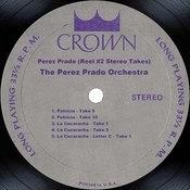 Perez Prado (Reel #2 Stereo Takes) Songs
