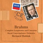 Brahms: Complete Symphonies & Concertos Songs