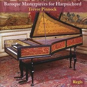 Baroque Masterpieces For Harpsicord Songs