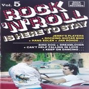 Rock 'n' Roll Is Here To Stay - Vol 5 Songs