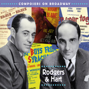 Composers On Broadway: Rodgers & Hart Songs