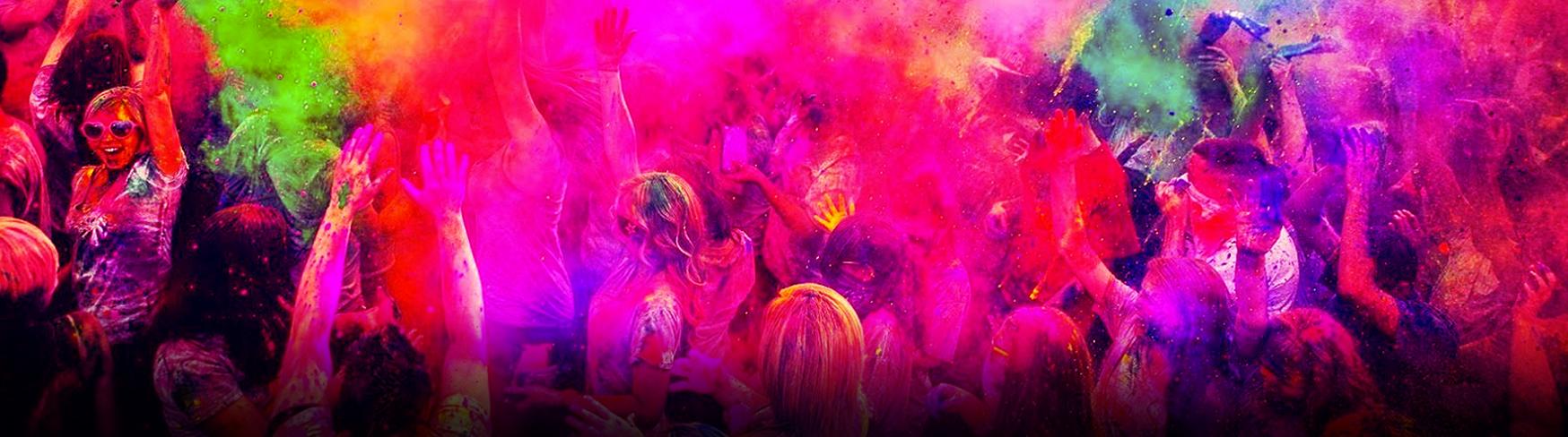 Holi Songs MP3 Download: New Hindi Holi Songs DJ Mix Free Online on  Gaana.com