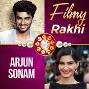 Filmy Rakhi Arjun and Sonam