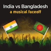 India Vs Bangladesh - A Musical Faceoff