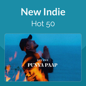 New Indie Hot 50