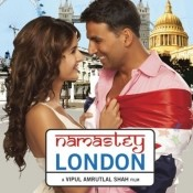 namastey london full movie song