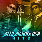 Allu Arjun and DSP Hits