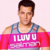 I Luv U Salman