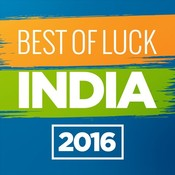 Best of Luck India 2016