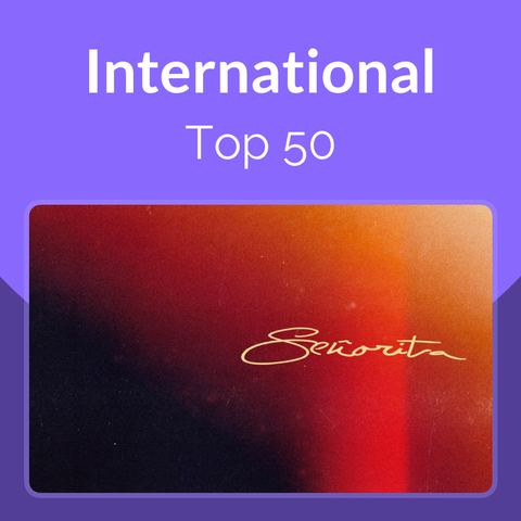 Top English Songs MP3, International Top 50 Music Playlist Online