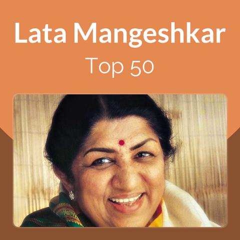 Lata Mangeshkar Top 50 Music Playlist: Best MP3 Songs on