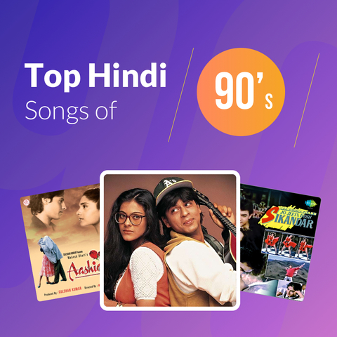 Top Hindi Songs Of The 90s Music Playlist Best 90s Hits Mp3 Songs On Gaana Com Many of these songs, if you do well in a gathering, people will join you in singing. best 90s hits mp3 songs on gaana com