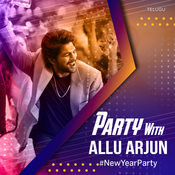 Party with Allu Arjun