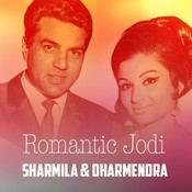 Romantic Jodi Sharmila & Dharmendra