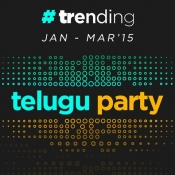 Telugu Party Jan to Mar 2015