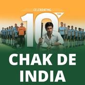 #Celebrating10Years Of Chak De India