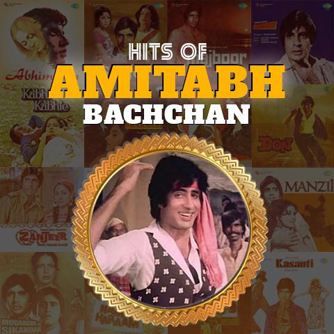 Hits of Amitabh Bachchan Music Playlist: Best MP3 Songs on Gaana com