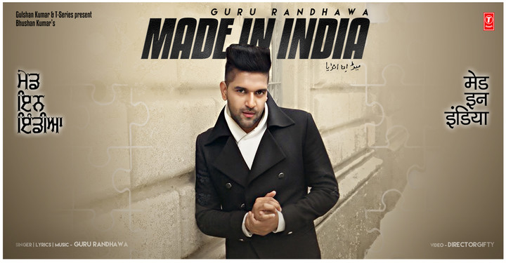 Made in india with lyrics alisha chinoy chords chordify.