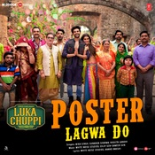 Poster Lagwa Do Luka Chuppi Movie Songs