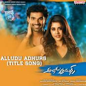 Alludu Adhurs Song