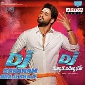 DJ Saranam Bhaje Bhaje Song