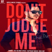 Don't Judge Me Song