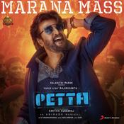 Marana Mass MP3 Song Download- Petta Marana Mass Tamil Song