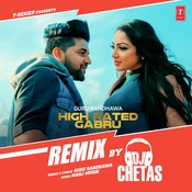 High Rated Gabru Remix Song