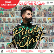 Pinda Aale Jatt MP3 Song Download- Dil Diyan Gallan Pinda
